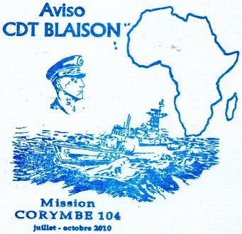 * COMMANDANT BLAISON (1982/....) * 2010-011