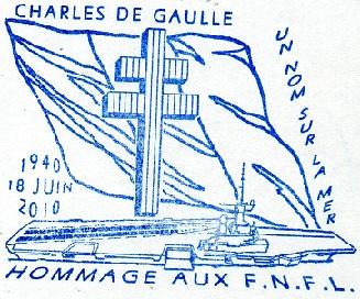 * CHARLES DE GAULLE (2001/....) * 2010-014