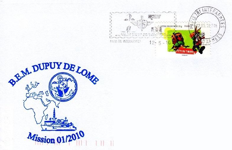 * DUPUY DE LÔME (2006/....) * 2010-022