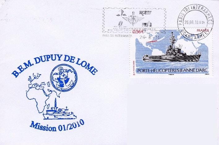 * DUPUY DE LÔME (2006/....) * 2010-023