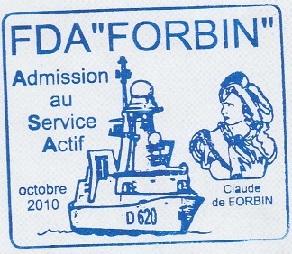 * FORBIN (2010/....) * 2010-111
