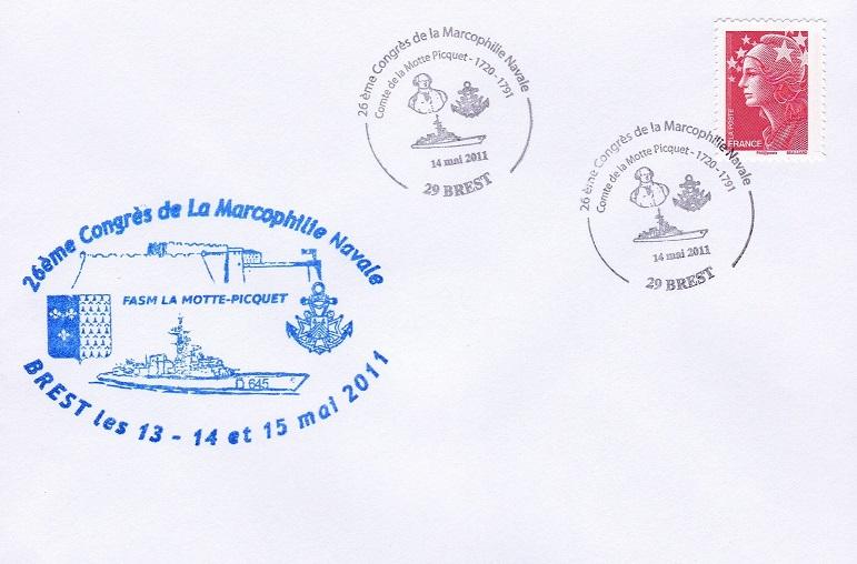 * LA MOTTE-PICQUET (1988/2020) * 2011-032