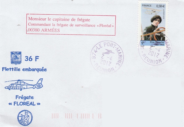 * FLOTTILLE 36 F * 2012-019