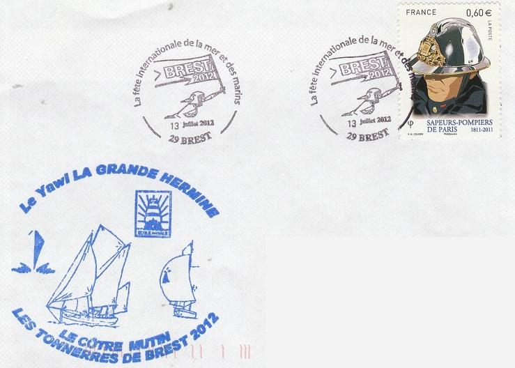 * LA GRANDE HERMINE (1964/....) * 2012-023