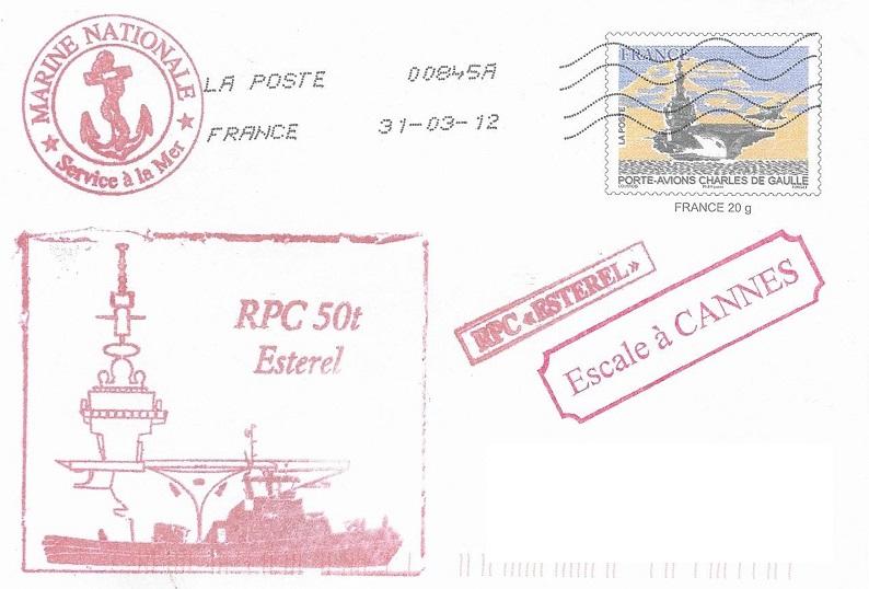 * ESTEREL (2002/....) * 2012-029