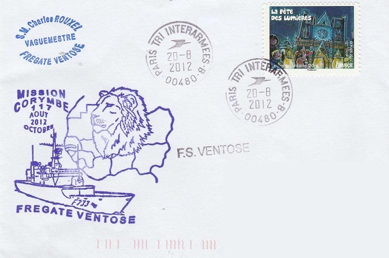 * VENTÔSE (1993/....) * 2012-035