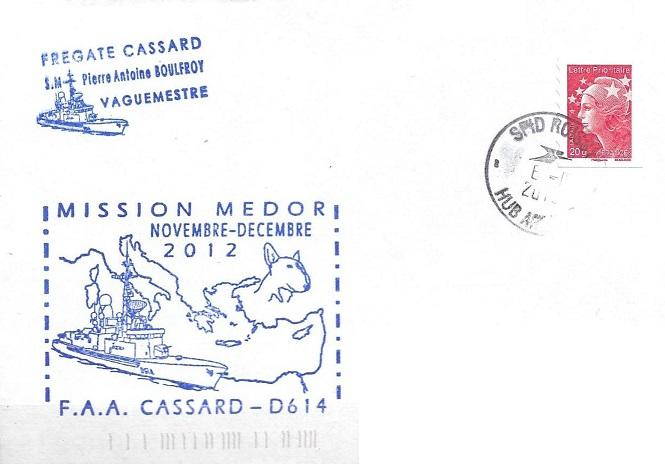 * CASSARD (1988/2019) * 2012-115