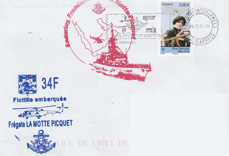 * FLOTTILLE 34 F * 201210