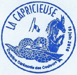 * LA CAPRICIEUSE (1987/2017) * 2018-019