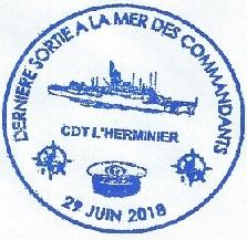 * COMMANDANT L'HERMINIER (1986/2018) * 2018-021