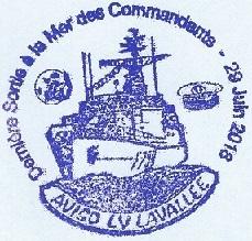 * LIEUTENANT DE VAISSEAU LAVALLÉE  (1980/2018) * 2018-025