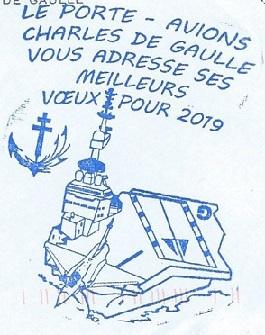 * CHARLES DE GAULLE (2001/....) * 2018-113