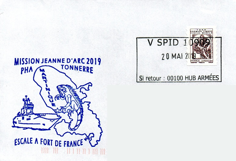 * TONNERRE (2007/....) * 2019-037