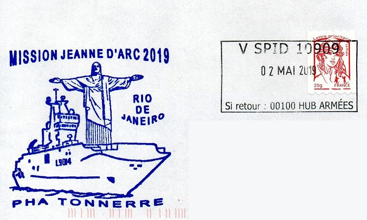 * TONNERRE (2007/....) * 2019-045