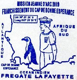 * LA FAYETTE (1996/....) * 2019-046