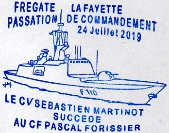 * LA FAYETTE (1996/....) * 2019-055