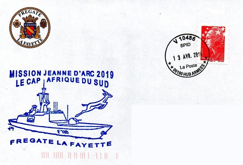 * LA FAYETTE (1996/....) * 2019-066