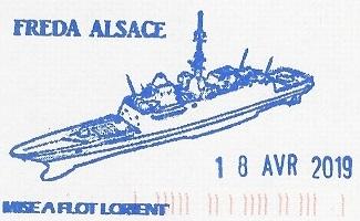 * ALSACE (2022/....) * 2019-069