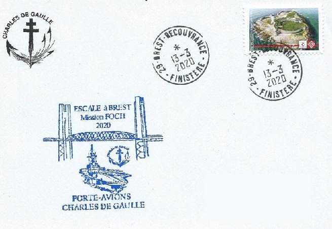 * CHARLES DE GAULLE (2001/....) * 2020-010