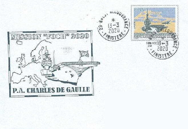 * CHARLES DE GAULLE (2001/....) * 2020-310