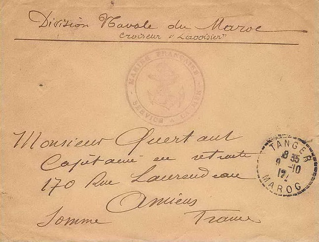 * LAVOISIER (1897/1920) * 203_0010