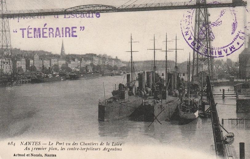 * TEMERAIRE (1914/1936) * 206_0011