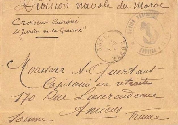 * JURIEN DE LA GRAVIÈRE (1903/1921) * 220_0011