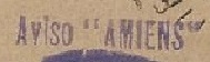 * AMIENS (1920/1949) * 25-11_10