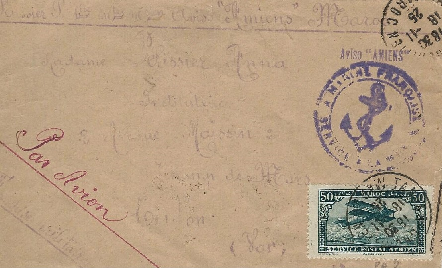* AMIENS (1920/1949) * 25-11_11