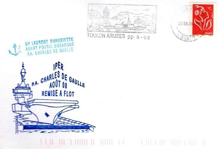 * CHARLES DE GAULLE (2001/....) * 267_0010