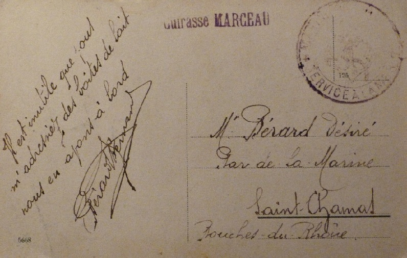 * MARCEAU (1891/1920) * 278_0010