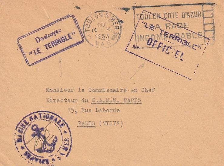 * LE TERRIBLE (1935/1962) * 310_0013