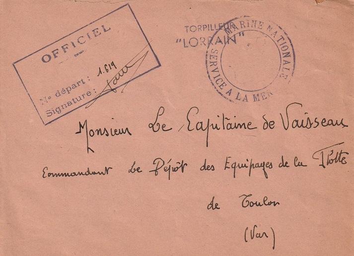 * LE LORRAIN (1949/1955) * 320_0010