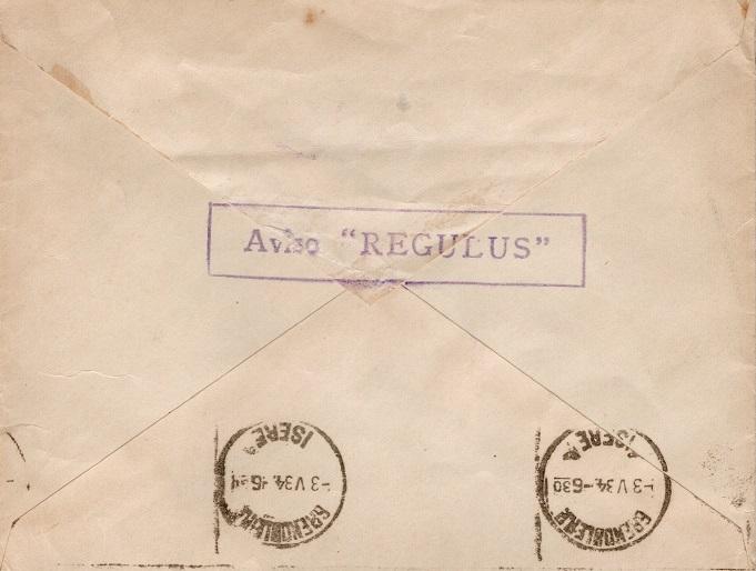 * RÉGULUS (1917/1935) * 34-05_10