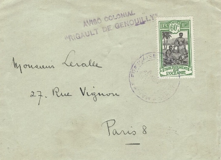 * RIGAULT DE GENOUILLY (1934/1940) * 34-1210