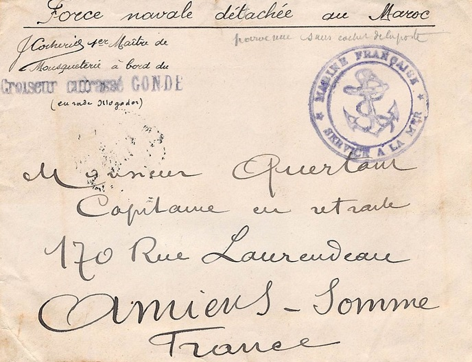 * CONDÉ (1904/1933) * 363_0010