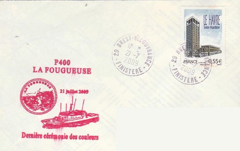 * LA FOUGUEUSE (1987/2009) * 369_0010
