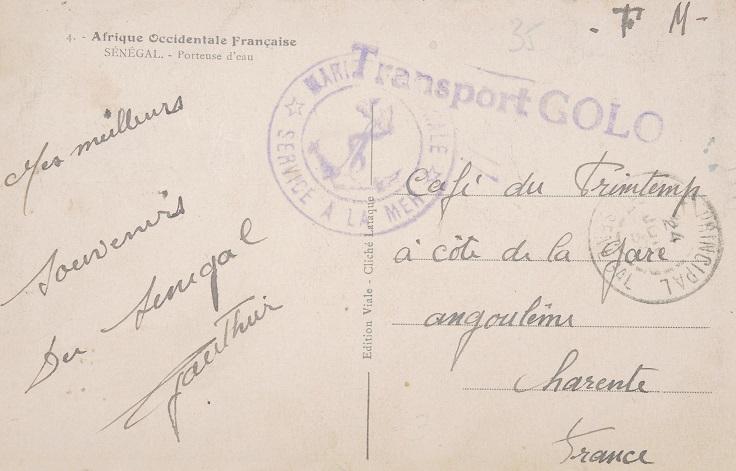 * GOLO (1934/1942) * 37-0610