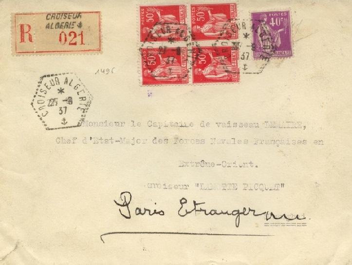 * ALGÉRIE (1934/1942) * 37-0810