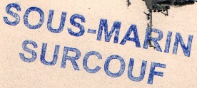 * SURCOUF (1934/1942) * 38-1210