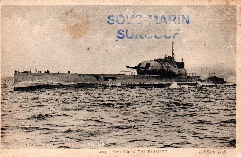 * SURCOUF (1934/1942) * 380_0010