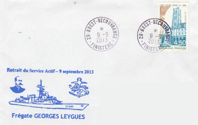 * GEORGES LEYGUES (1979/2013) * 384_0010