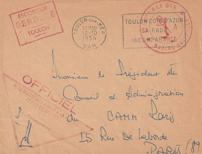 * BERBÈRE (1952/1963) * 385_0010
