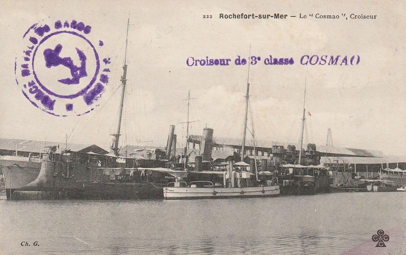 * COSMAO (1891/1919) * 385_0011