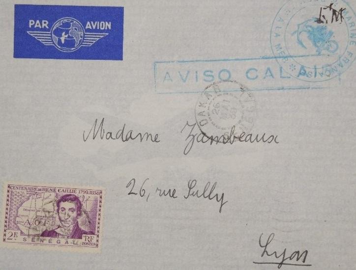 * CALAIS (1920/1946) * 389_0011