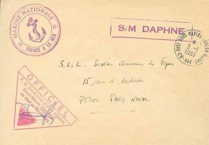 * DAPHNÉ (1964/1989) * 392_0012