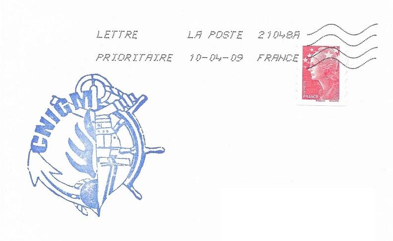 + GENDARMERIE MARITIME + 396_0011