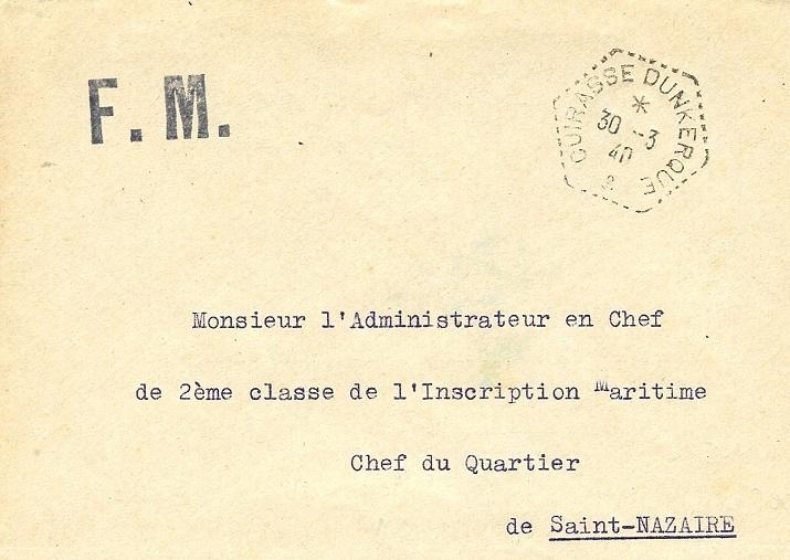 * DUNKERQUE (1937/1942) * 40-0310