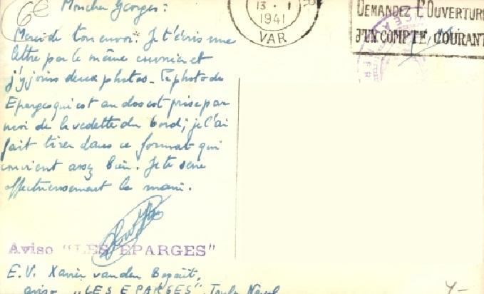 * LES ÉPARGES (1920/1942) * 41-0110