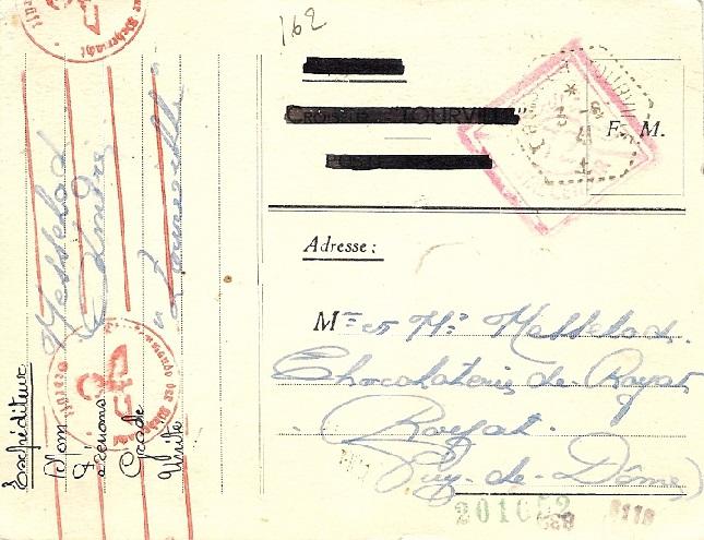 * TOURVILLE (1929/1962) * 41-0610